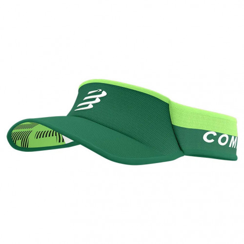 Visera Compressport Running Ultralight Summer Refresh Limited Verde