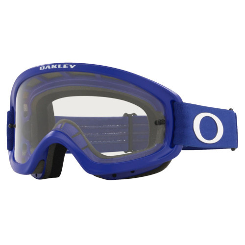 Goggles Oakley MotorSports O Frame 2.0 Pro Xs Mx Clear Azul