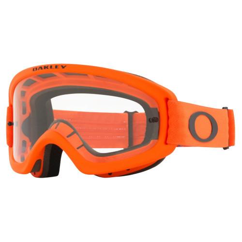 Goggles Oakley MotorSports O Frame 2.0 Pro Xs Mx Clear Naranja
