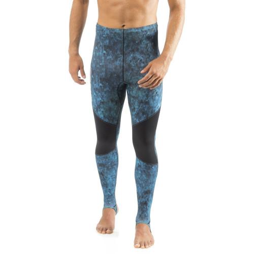 Pantalon Cressi Buceo Hunter Azul