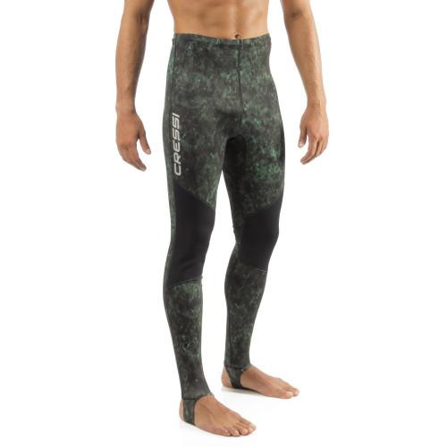 Pantalon Cressi Buceo Hunter Verde