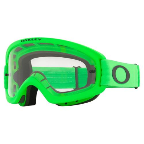 Goggles Oakley MotorSports O Frame 2.0 Pro Xs Mx Clear Verde
