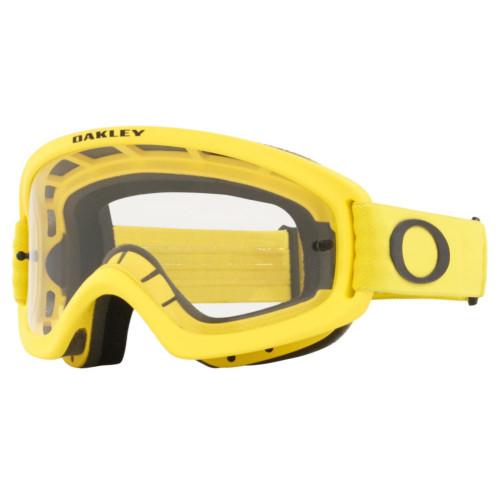 Goggles Oakley MotorSports O Frame 2.0 Pro Xs Mx Clear Amarillo