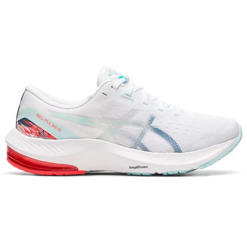 Tenis Asics Running Gel-Pulse 13 Blanco Mujer