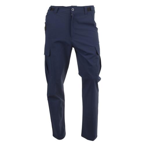 Pantalon Maja Pesca Cargo Explora Azul Hombre