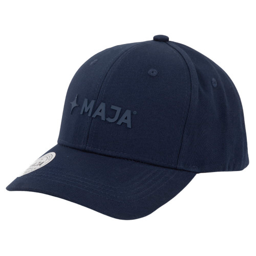 Gorra Maja Playa Snapback Logo Azul
