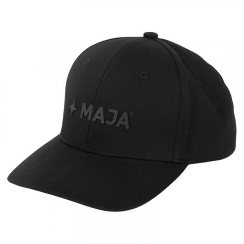 Gorra Maja Playa Snapback Logo Negro