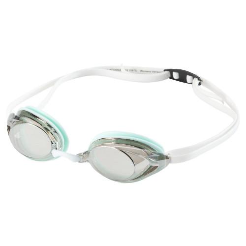 Goggles Speedo Natación Vanquisher 2.0 Mirrored Blanco Mujer