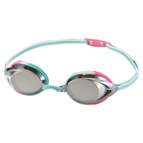 Goggles Speedo Natación Vanquisher 2.0 Mirrored Aqua Joven