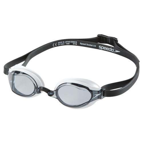 Goggles Speedo Natación Speed Socket 2.0 Negro