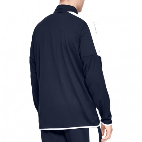 Sudadera Under Armour Fitness Rival Knit Negro Hombre