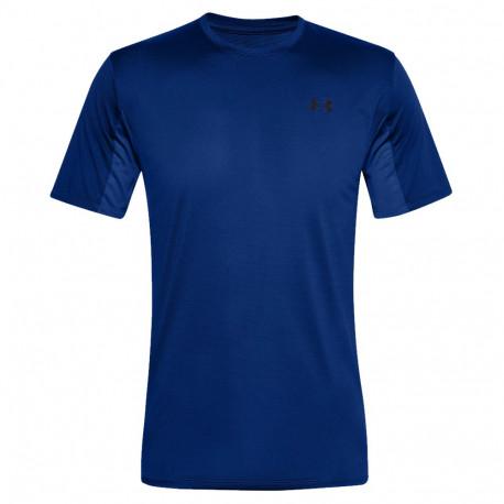 Playera Under Armour Fitness Training Vent Azul Hombre