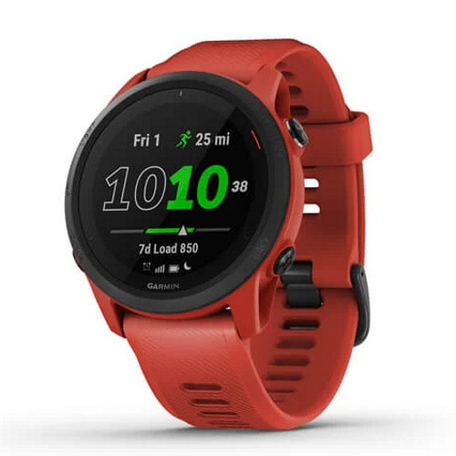 Reloj Garmin Running Forerunner 745 Rojo