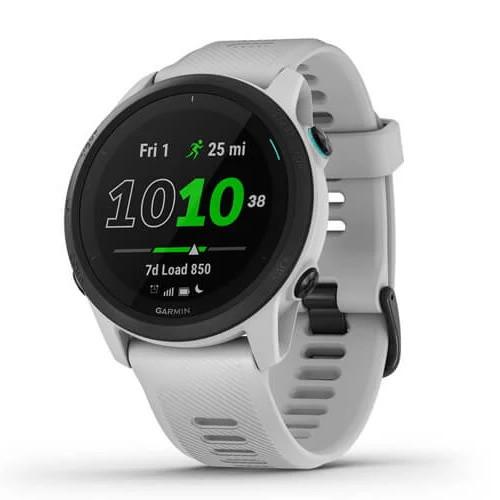Reloj Garmin Running Forerunner 745 Blanco
