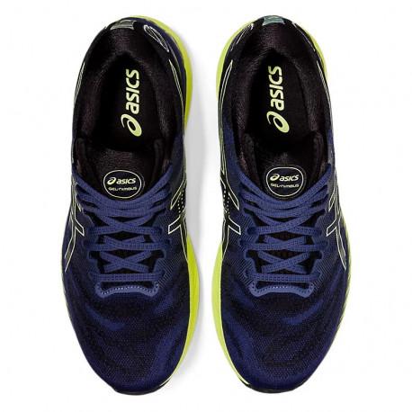 Tenis Asics Running Gel-Nimbus 23 Azul Hombre