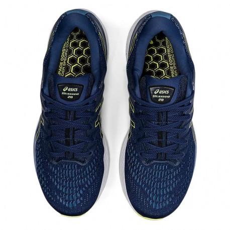 Tenis Asics Running Gel-Kayano 28 Azul Hombre