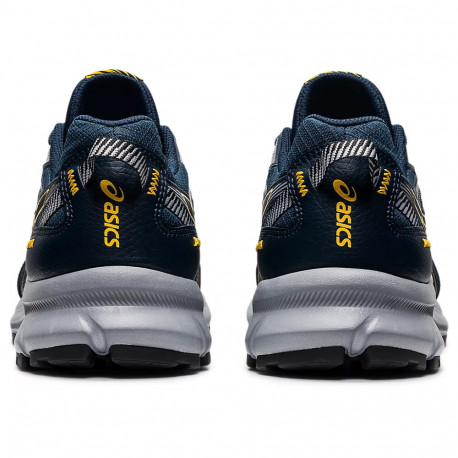 Tenis Asics Trail Running Trail Scout 2 Azul Hombre