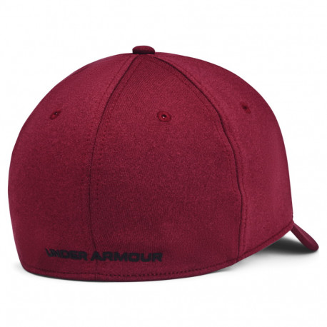 Gorra Under Armour Fitness Isochill Armour Twist Rojo Hombre