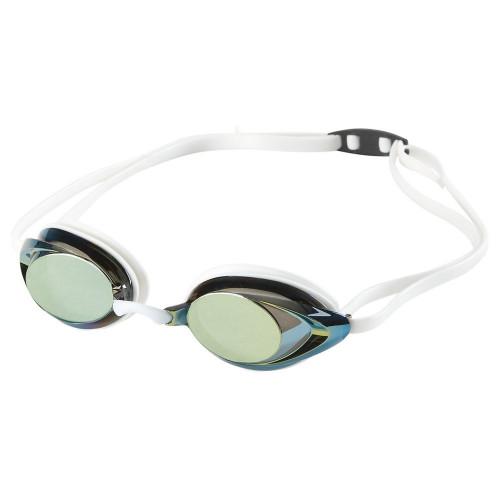 Goggles Speedo Natación Vanquisher 2.0 Mirrored Blanco