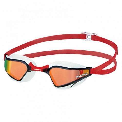 Goggles Swans Natación Valkyrie MIT Rojo Rojo