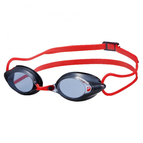 Goggles Swans Natación SRX Plata Rojo