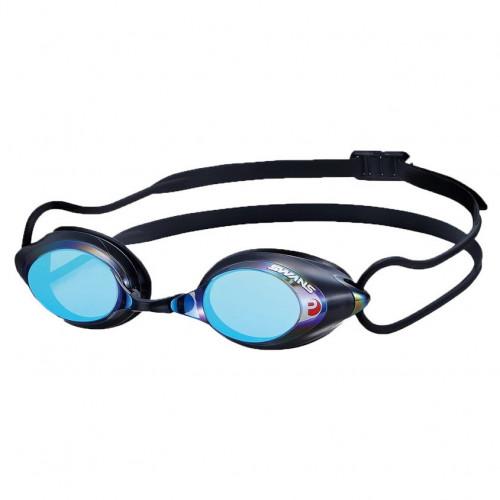 Goggles Swans Natación SRX Azul Negro
