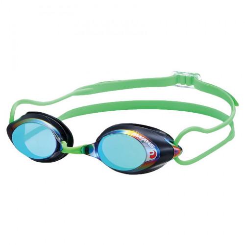 Goggles Swans Natación SRX Azul Verde