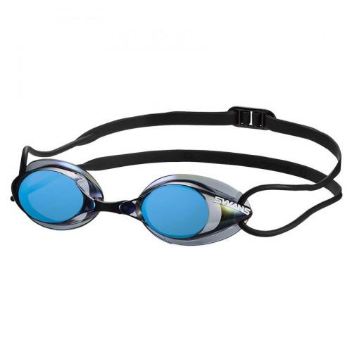 Goggles Swans Natación Suecos Azul Negro