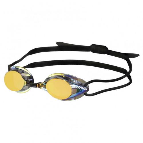 Goggles Swans Natación Suecos Anaranjado Negro