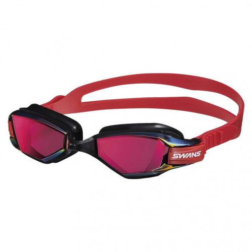 Goggles Swans Triatlón Seven Rojo Rojo