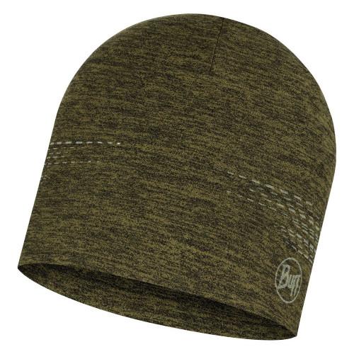 Gorro Buff Outdoor Dryflx R-Khaki Verde