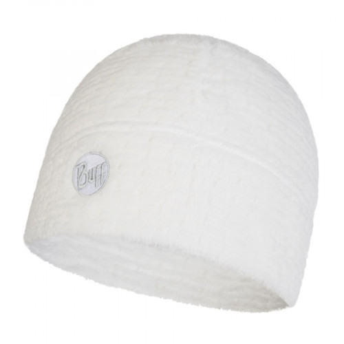 Gorro Buff Outdoor Polar Thermal Blanco Mujer