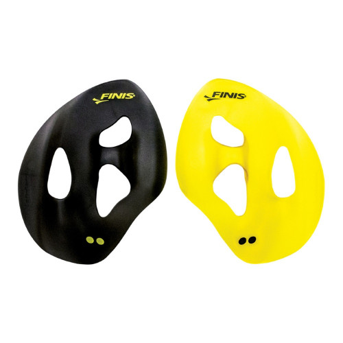 ISO HANPADDLES  YELLOW/BLACK