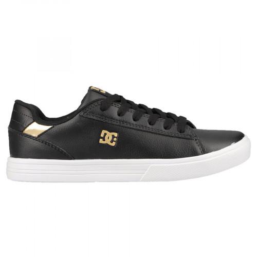 Tenis Skateboarding DC Shoes Notch SN Negro Mujer