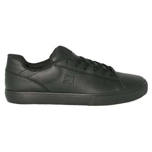 Tenis Skateboarding DC Shoes Notch SN Negro Hombre