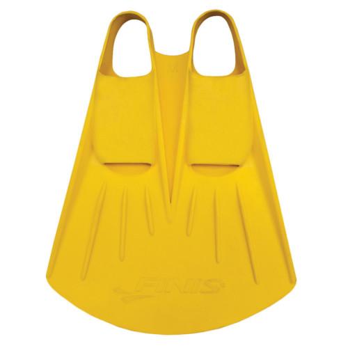 Aleta Natación Finis Foil monofin Amarillo