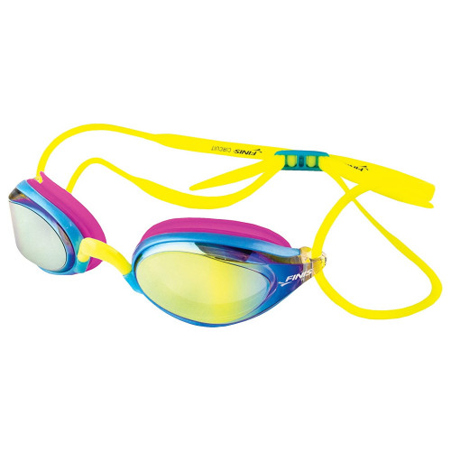 GOGGLE CIRCUIT CLEAR MIRROR adulto