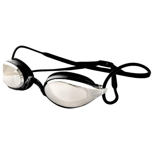 Circuit goggles silver mirror