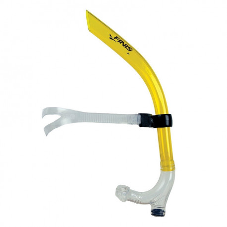 SWIMMERS SNORKEL YELLOW