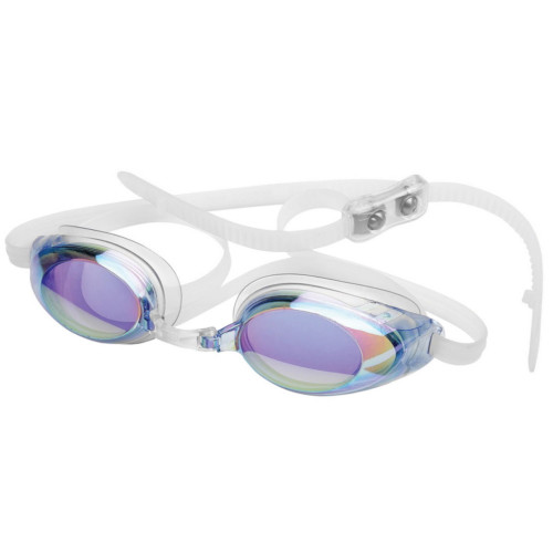 Lightning goggles blue mirror