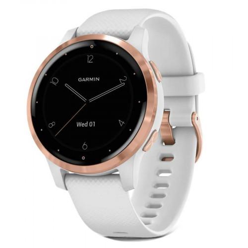Reloj Garmin Wellness Vivoactive 4S Blanco