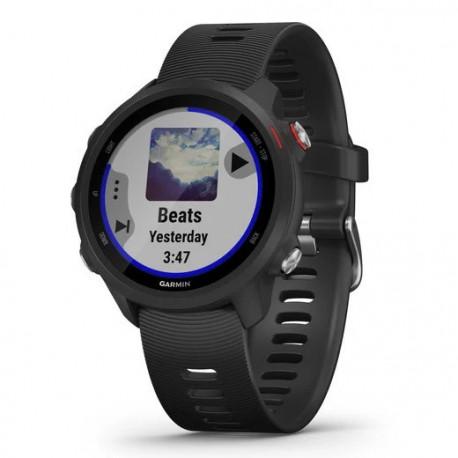 Reloj Garmin Running Forerunner 245 Music Negro