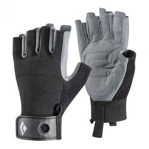 Guantes Escalada Black Diamond Crag Half-Finger Glove Negro