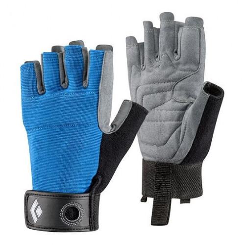 Guantes Escalada Black Diamond Crag Half-Finger Glove Azul Unisex