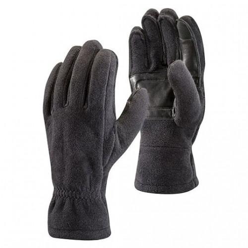 Guantes Outdoor Black Diamond MidWeight Fleece Negro
