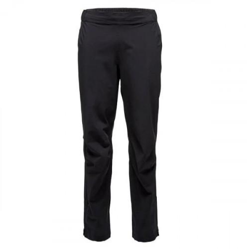 Pantalon Escalada Black Diamond StormLine Stretch Rain Pants Negro Hombre