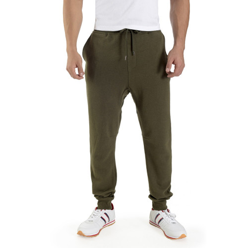 Pantalon Fitness Everlast Chad Verde Hombre
