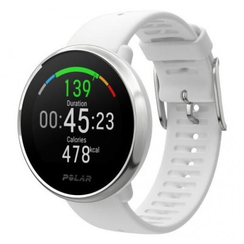 Reloj Fitness Polar Ignite Blanco Unisex