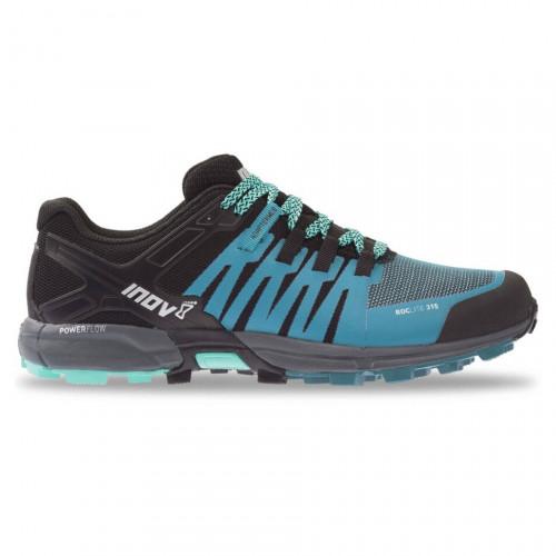 Tenis Trail Running Inov8 Roclite 315 Azul Mujer