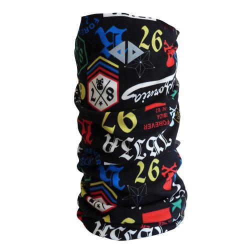 Tubular Running Acide Sportswear Cuello El Tiger Multicolor